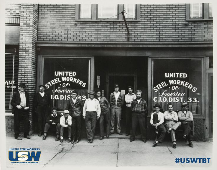 Check out the #Steelworkers first #ThrowbackThursday! Share yours by posting to your networks using #USWTBT OR you can email them to newmedia@usw.org.  About the Picture: District 33 coordinated local unions primarily in the iron region of Minnesota and upper peninsula Michigan from 1942 to 1995.