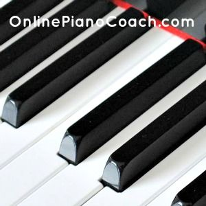 The 12 Major Scales Free Printable with fingerings - Group 2 (all keys that start on a black key)