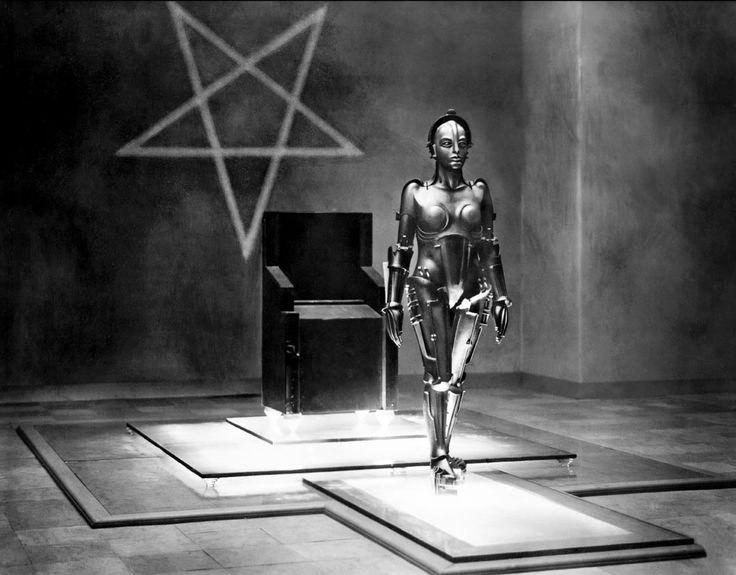 Metropolis (1927) , Dir - Fritz Lang, Cinematographers : Karl Freund, Günther Rittau, Walter Ruttmann