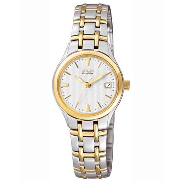 Citizen Uhr Nr. EW1264-50A. Machen Sie ein unvergessliches Geschenk und schenken Sie diese Uhr mit einer persönlichen Gravur.