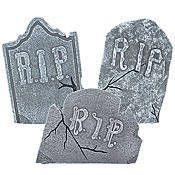 Crooked Tombstone Set