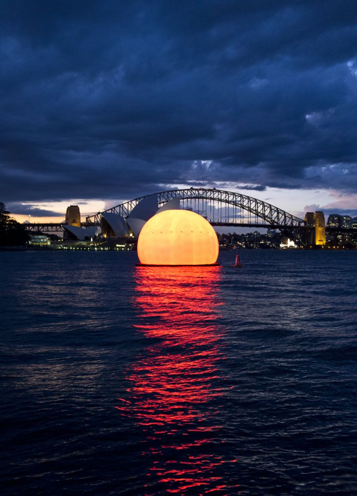 'Madama Butterfly' Handa's opera on Sydney Harbour - my first professional engagement with Opera Australia!