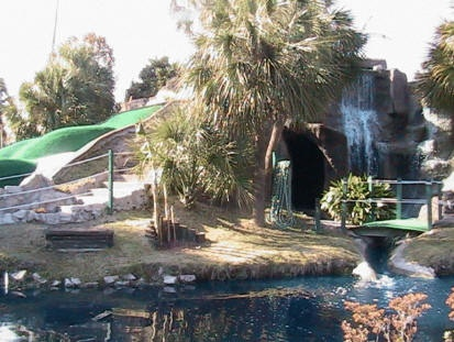 Jungle Lagoon Mini-Golf in Myrtle Beach SC