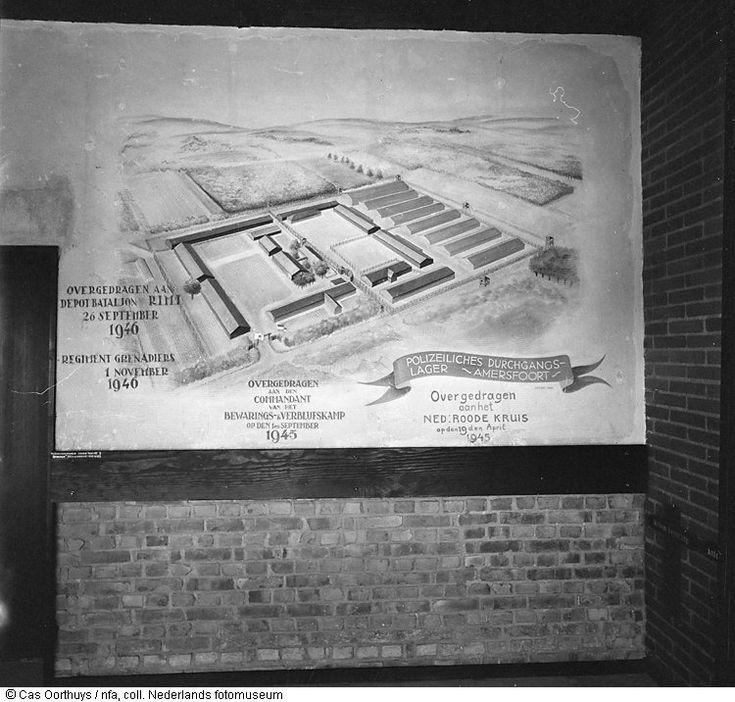 Afbeeldingen van, en uit het concentratiekamp te Amersfoort (1971)
