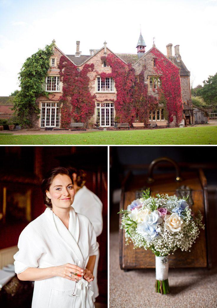 Maunsel House Wedding Venue Somerset