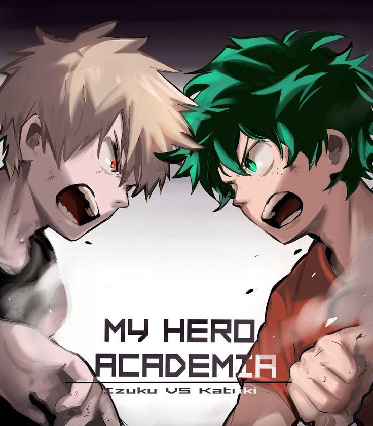 My Hero Academia Izuku Katsuki