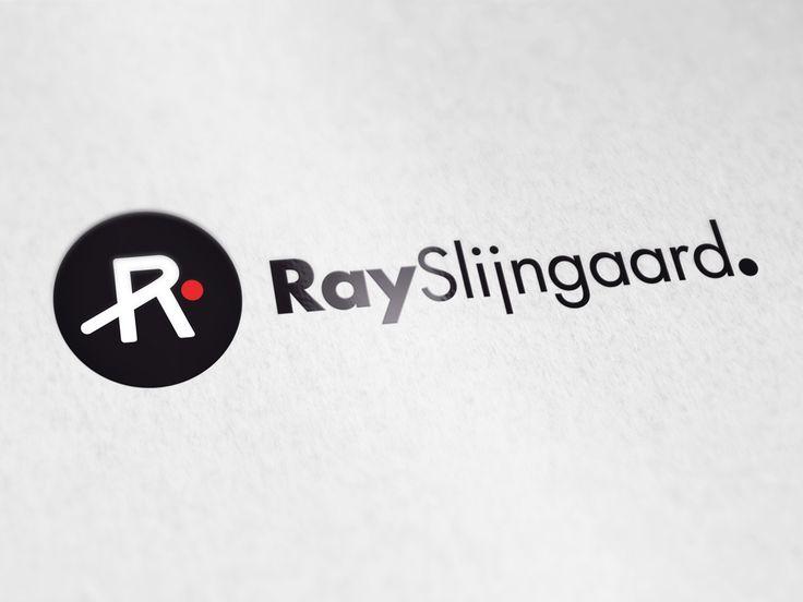 cool new logo for Ray Slijngaard