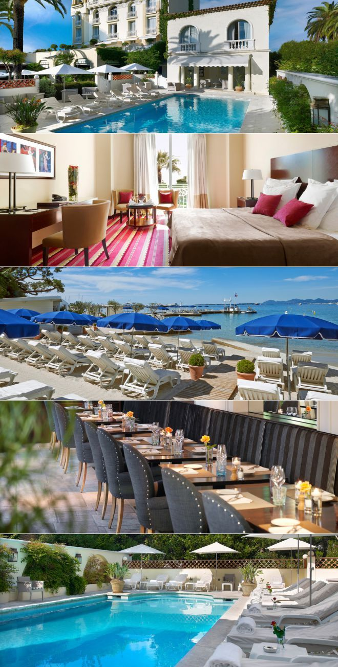 ~Hotel Juana Cannes, France    House of Beccaria