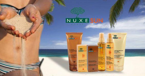 Autobronceador Nuxe Sun, mejor un toque de color.. ‹ Angus Code