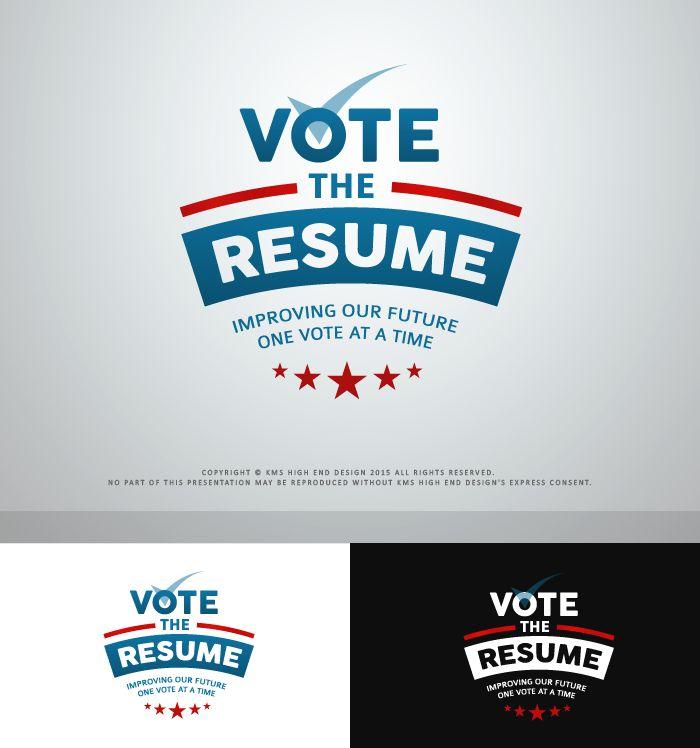 Vote   Logo Design by attilakamasz