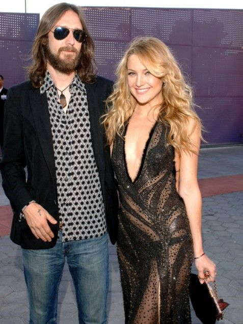 Kate Hudson & Chris Robinson | IT'S IN THE BLOOD | Pinterest