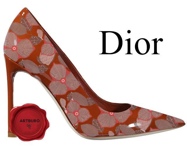 Christian Dior pumps by ARTBURO