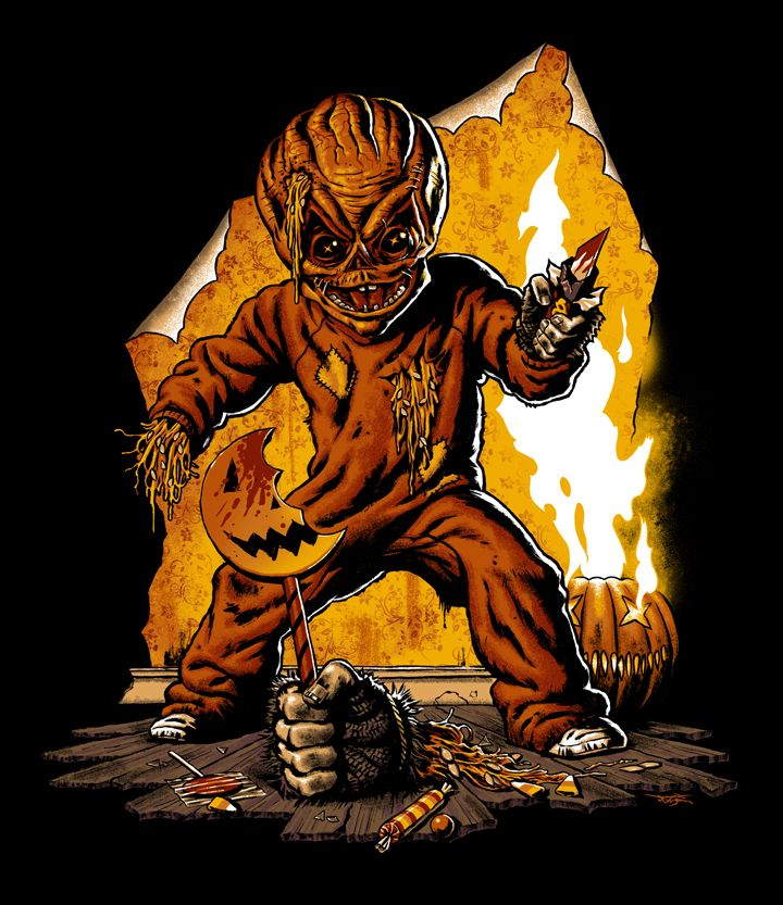 Trick R Treat by ~jasonedmiston on deviantART