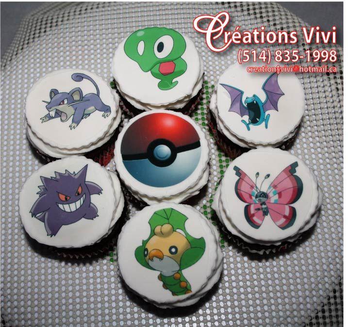 Cupcakes Pokémon Go