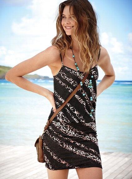Blouson Tank Dress - Victoria's Secret