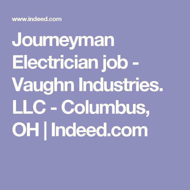 25 best Journeyman electrician ideas – Journeyman Electrician Job Description