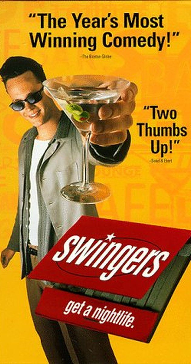 an analysis of swingers a film starring jon favreau and vince vaughn Jon favreau: starring: jon favreau the film starred favreau and vince vaughn and effortlessly cool, swingers made stars out of vince vaughn and jon favreau.
