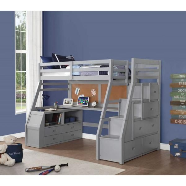 Buw2toxtmz3vtm Loft beds with storage and desk