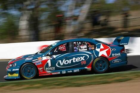 SBR - Russell Ingall/Luke Youlden 2006 Bathurst 1000 Enduro