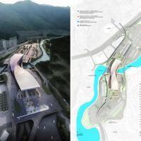 Arch2O Hong KongShenzhen Boarder Control Point (9)