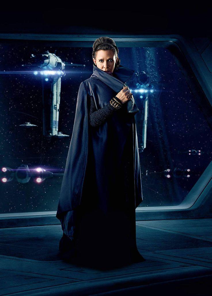 General Leia Organa   Star Wars: The Last Jedi