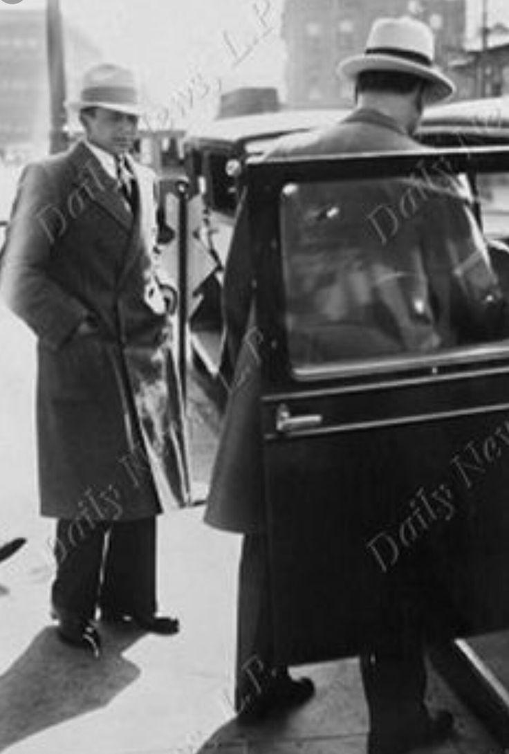 Joe Masseria Jr. @ Joe The Boss' funeral April 1931