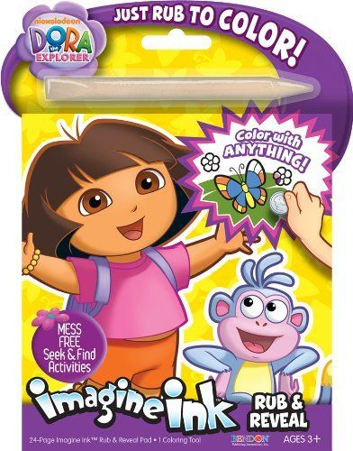 the explorer rub and reveal book by bendon publishing 799 ideal for ages 3 and up easily transportable and perfect for travel 24 page imagine ink - Imagine Ink Coloring Book