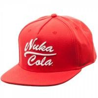 Hat Fallout Nuka Cola Red Snapback