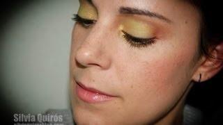 Si estas buscando un truco de belleza que explique como crear un maquillaje fresco en tonos verdes este es tu no te pierdas este truco de belleza http://www.maquillate-facil.com/rostro/trucos-belleza/maquillaje-de-primavera-fresco