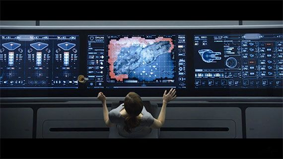 Browse This Awesome Collection Of Sci-Fi Interfaces | Co.Design: business + innovation + design