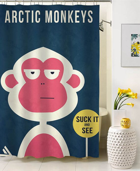 Curtains Ideas curtains close arctic monkeys : 17+ images about shower curtain on Pinterest | Disney frozen ...