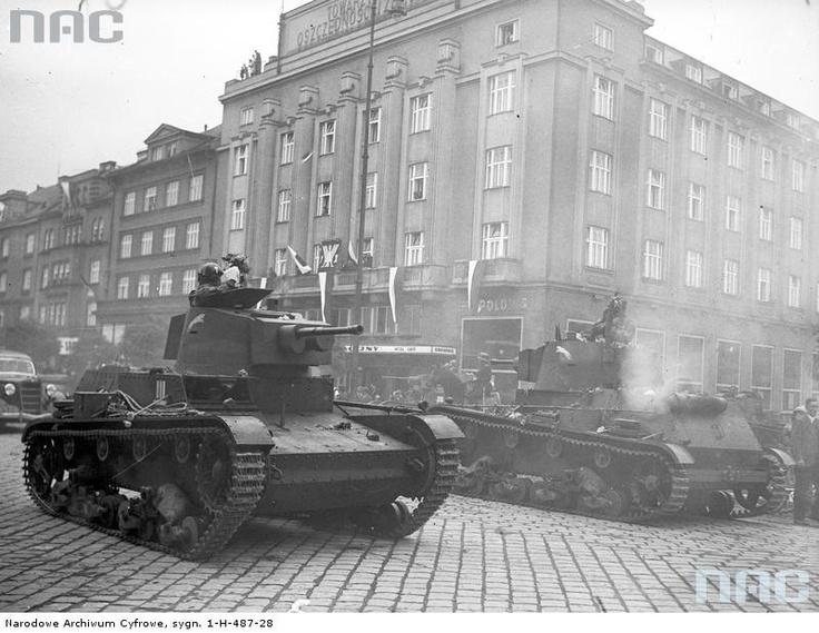 1939, POLISH TANKS