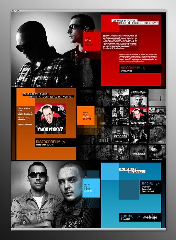 MEDELINE™ WEBDESIGNBlock Website, Webdesign Inspirations, Web Design, User Interface, 25 Beautiful, Amazing Web, Design Web, Beautiful Web, Inspiratie Webdesign
