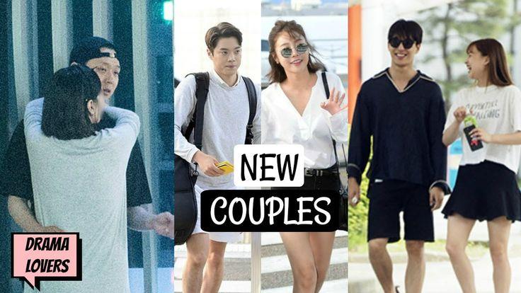12 New Korean Celebrity Couples Of 2017 So Far (Jan – Jun)