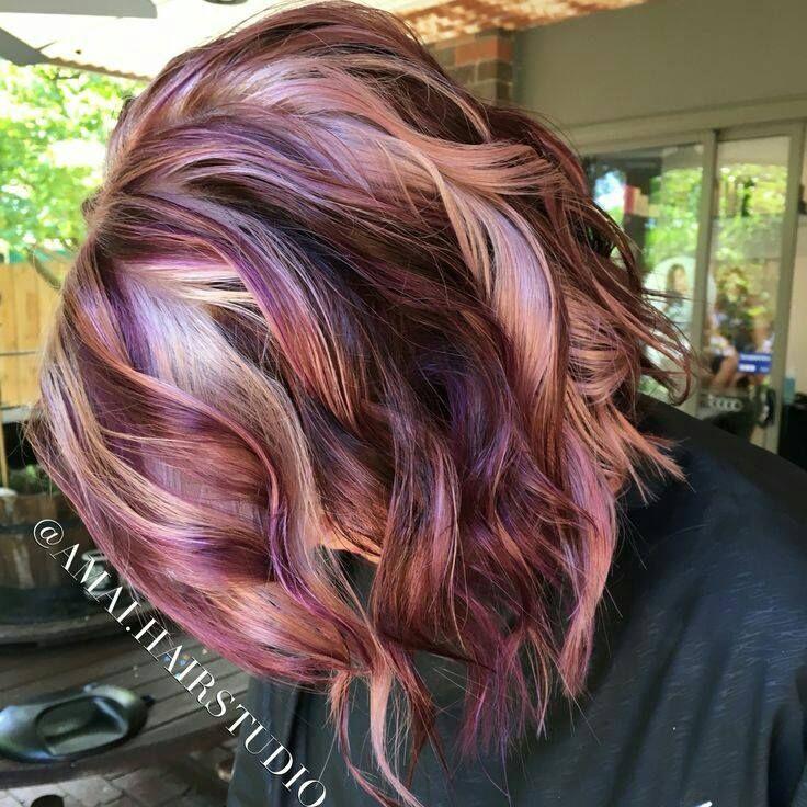 Amazing 1000 Ideas About Short Hair Colors On Pinterest Short Hair Short Hairstyles For Black Women Fulllsitofus
