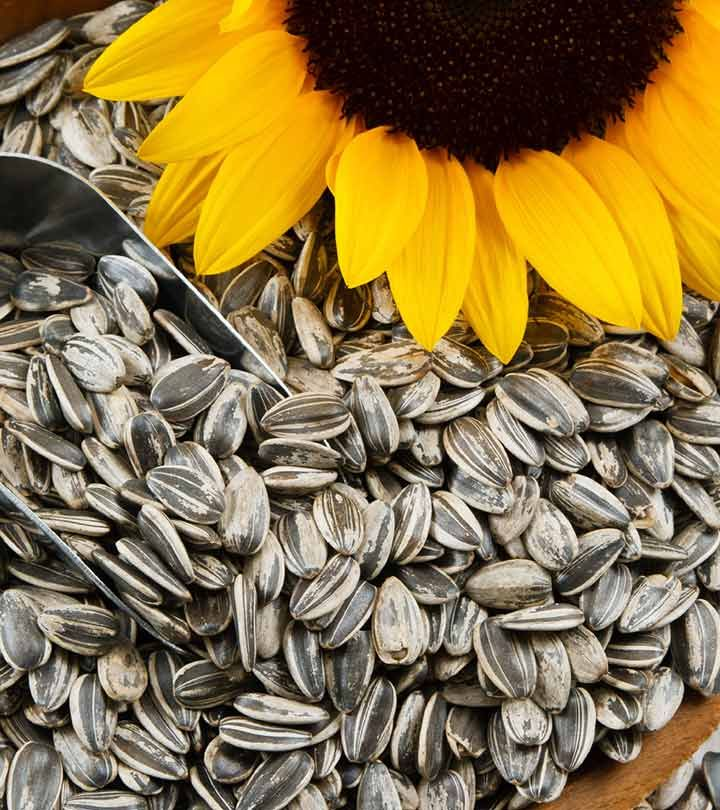 are sunflower seeds a good diet snack