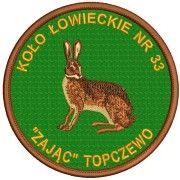 Koło łowieckie nr 33, Zając, Topczewo