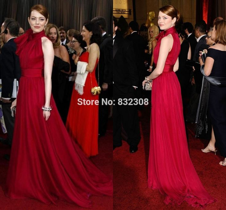 Find More Celebrity-Inspired Dresses Information about A line Empire Prom Dress Gown Sweep Train Red Celebrity Dress 2015,High Quality dress swatch,China dress skin Suppliers, Cheap dress mesh from Rosemary Bridal Dress on Aliexpress.com