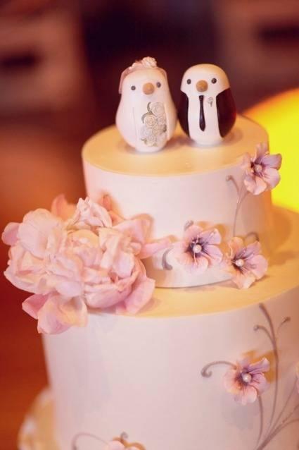 Romantische & originele bruidstaarten: ware kunstwerken! [Foto´s]