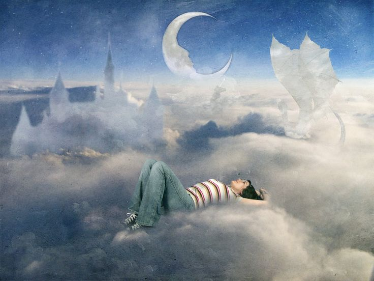 pictures in the clouds | Head in the Clouds by allison712 on deviantART