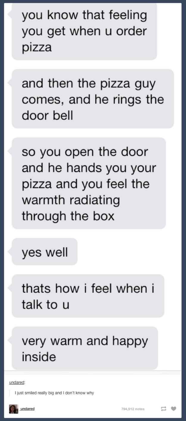 The Top(ping) Pizza Posts On Tumblr In 2014