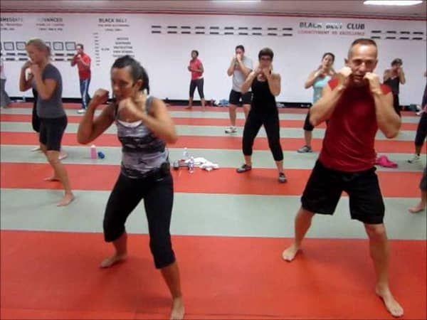 Kardio Kim Johnson - Kardio Kickbox - 2012 September on Vimeo