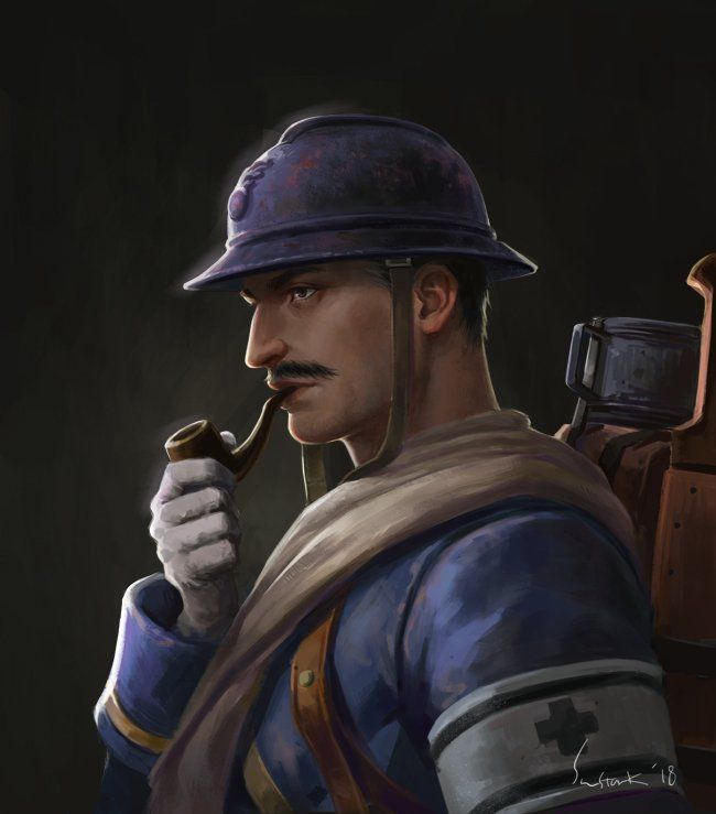 Doc Elite By Cpt Sunstark Rainbow Six Siege Art Rainbow Tom