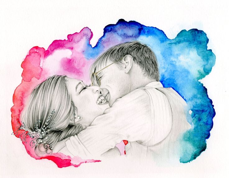 Portrait Couple Gifts Gift for Couples Portrait Personalized Gift for Couples Portrait Drawing Anniversary Gift Art Wedding Portrait Wife