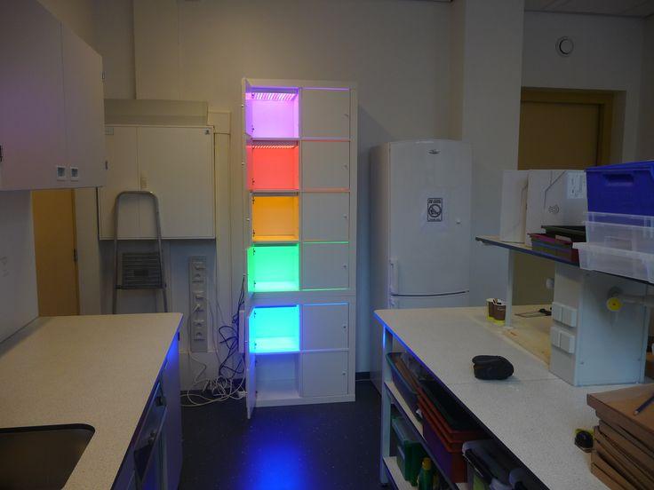 ledkweeklampen.nl - Projecten van LED kweeklampen