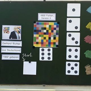 Meine #zweiteklasse gestaltete zusammen mit den Sc…