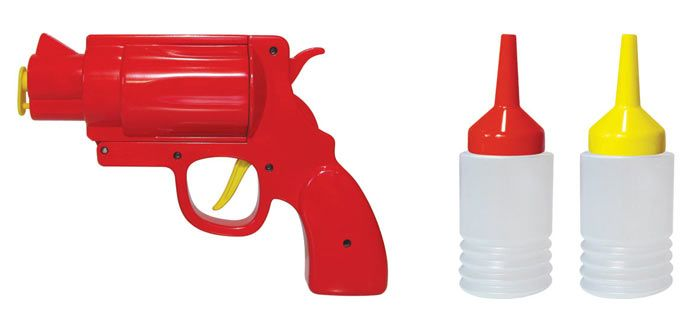 Condiment Gun $15