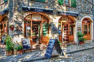 valldemossa - boulangerie, Majorque