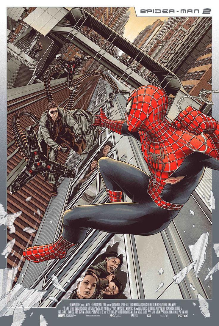 Spider-Man 2 (2004) [1000 x 1491]