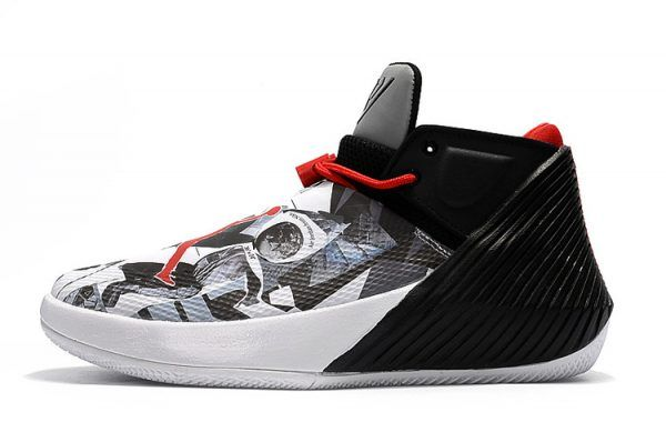 ae2ade03acd4 Russell Westbrook s Jordan Why Not Zer0.1 Low Mirror Image PE Basketball  Shoes